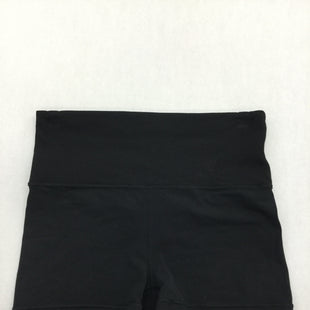 Primary Photo - BRAND: ATHLETA STYLE: ATHLETIC SHORTS COLOR: BLACK SIZE: M SKU: 155-155185-7102