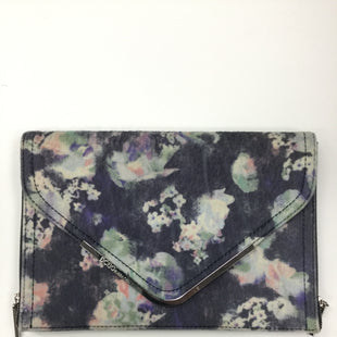 Primary Photo - BRAND: BCBG O STYLE: CLUTCH COLOR: FLORAL SKU: 155-15545-187031BLUE, CREAM, PINK, GREEN, PURPLE