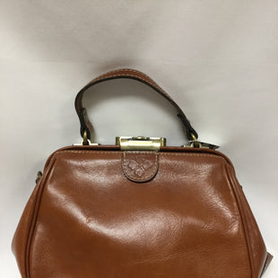 Primary Photo - BRAND: PATRICIA NASH STYLE: HANDBAG DESIGNER COLOR: BROWN SIZE: MEDIUM SKU: 155-155224-13465