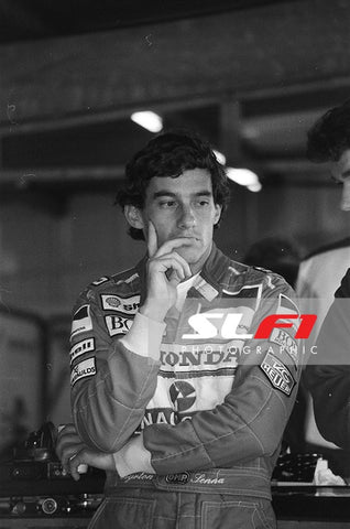 Ayrton Senna - 1988 British Grand Prix
