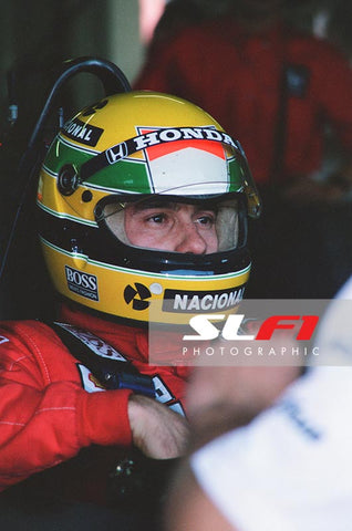 Ayrton Senna - 1990 British Grand Prix
