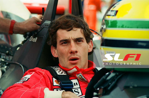 Ayrton Senna - 1991 British Grand Prix