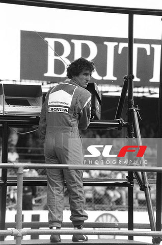 Alain Prost - 1988 British Grand Prix
