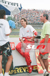 Gerhard Berger - 1988 Brazilian Grand Prix