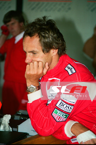 Gerhard Berger - 1991 British Grand Prix