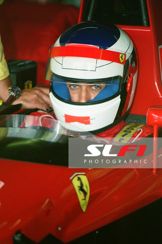 Jean Alesi - 1991 British Grand Prix