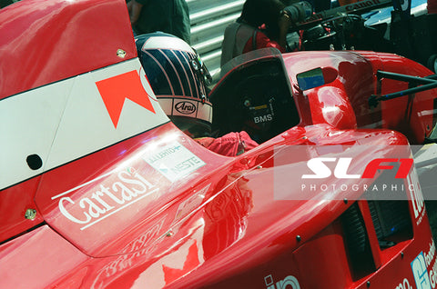 JJ Lehto - 1991 British Grand Prix