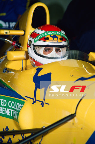 Nelson Piquet - 1991 British Grand Prix