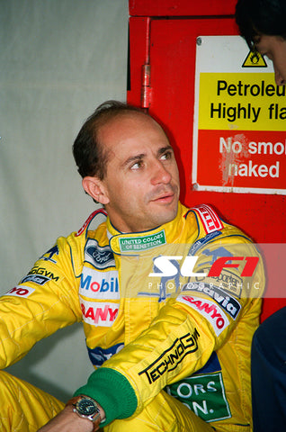 Roberto Moreno - 1991 British Grand Prix