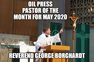 Pastor of the Month (May 2020): Reverend George Borghardt