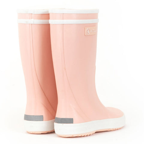 Pink Lolly Pop Rubber Boots