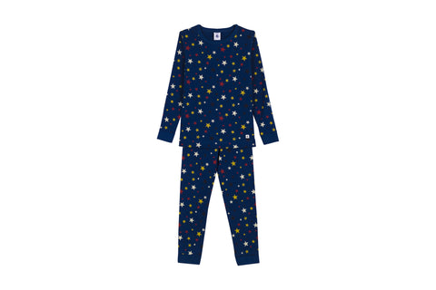 Navy Starry Night Pyjama Set