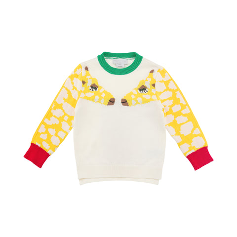 Giraffe Knit Sweater