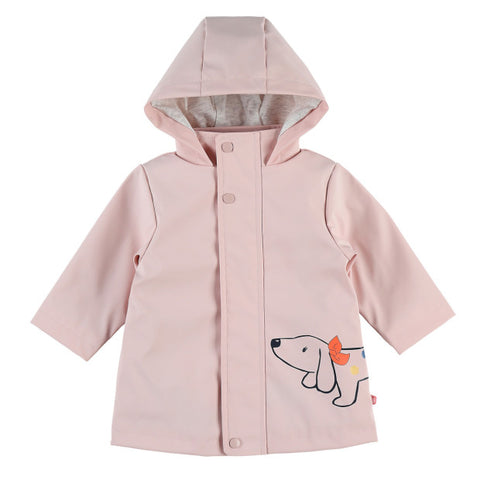 Light Pink Rain Jacket