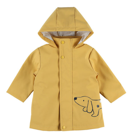 Yellow Rain Jacket