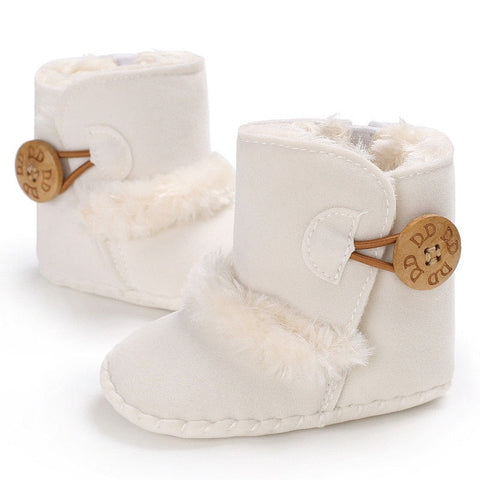 Lil' Dream Boots™ Baby Winter Fashion Shoes