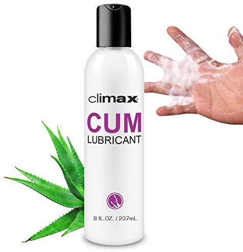CLIMAX Water Based Cum Lube