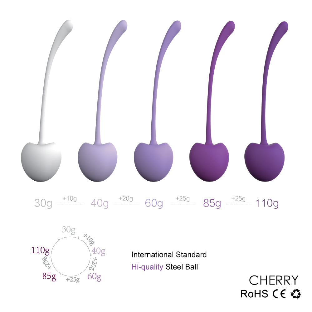 Silicone Kegel Ball