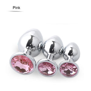 Diamond Anal Plugs