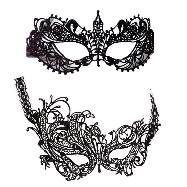 Lace Party Mask
