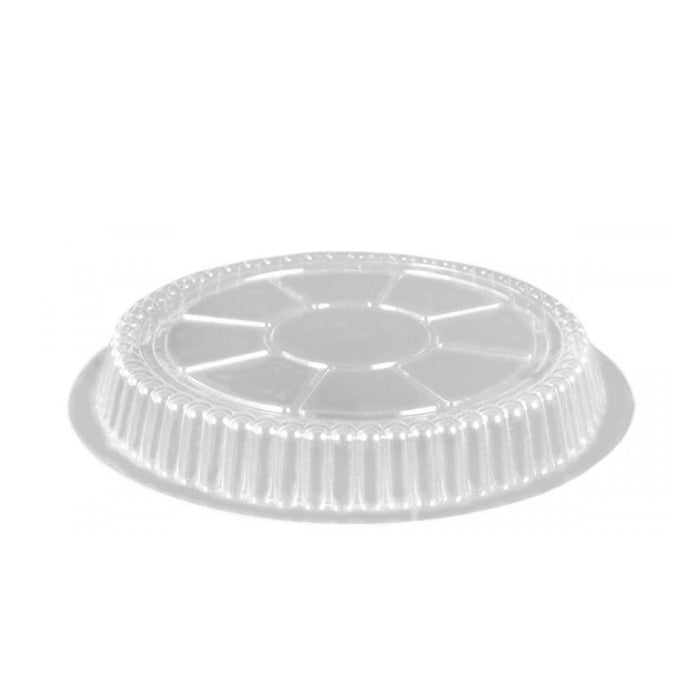 Plastic Lids for Aluminum Foil Pans - 500ct