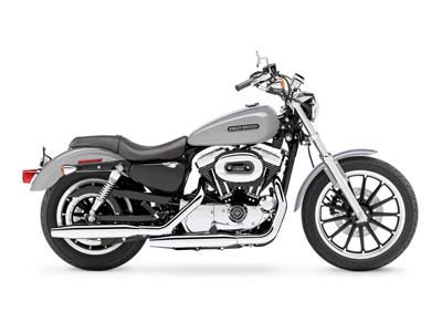 "2005 - 15 HD Sportster 1"" adjustable kit."