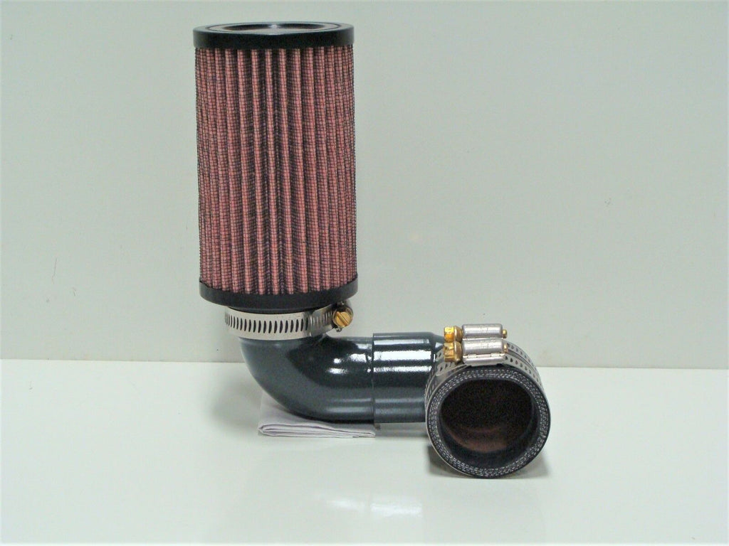 NEW!! Ford Model A B air cleaner K&N style filter vintage Tillotson Zenith Carb