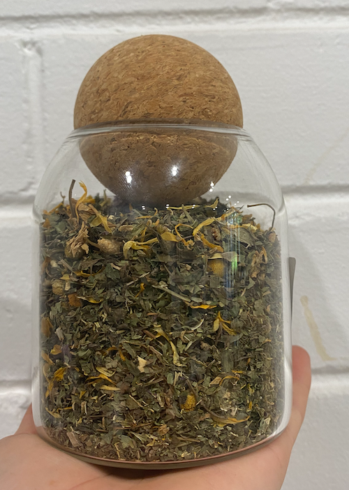 Kynd & Wylde Loose Leaf Tea Jar