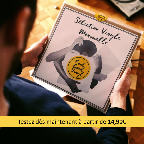 Abonnement Feel Good Vinyl image produit