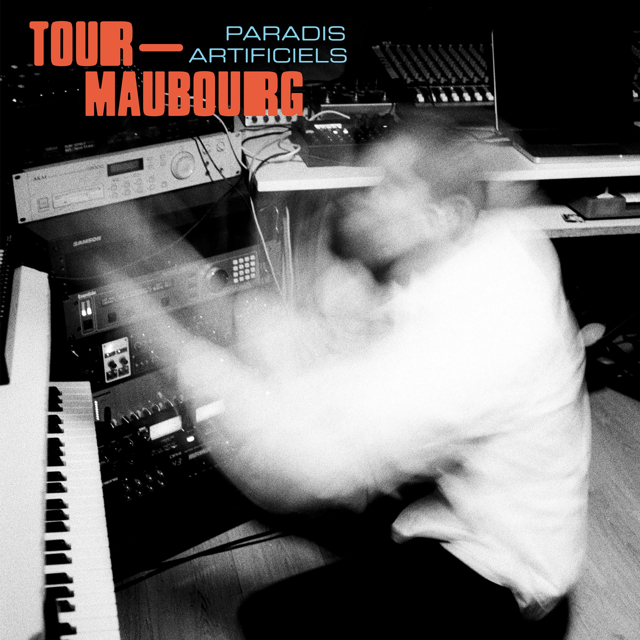 Tour Maubourg - Paradis Artificiels LP PNLP001 front cover