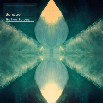 Bonobo - The North Borders LP ZEN195 front cover