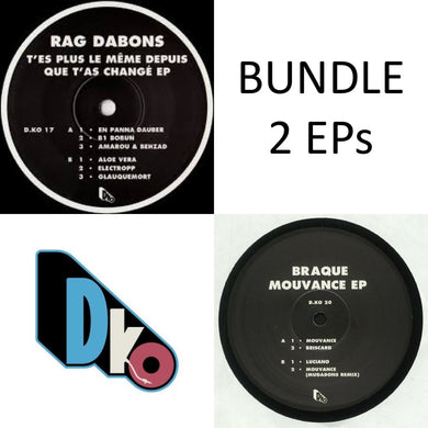 Bundle D.Ko Records