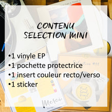 Contenu Sélection Box Vinyle Feel Good Vinyl