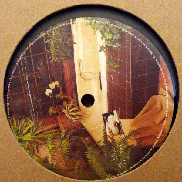 Various ‎– Freedom Is Rising EP FHUO03 front label