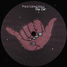 Jehan & Donnie Moustaki - Cool Man Nazz EP MMDC001 front label