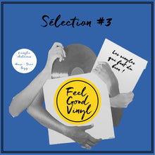 Packaging Feel Good Vinyl - Feel Good Sélection #3 Janvier