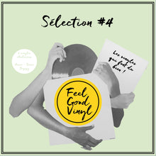 Packaging Feel Good Vinyl - Feel Good Sélection #4 Février