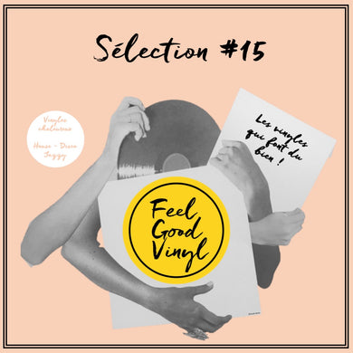 Feel Good Vinyl - Sélection #15 front cover
