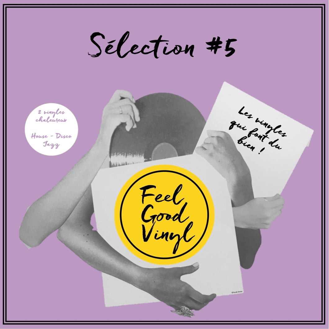 Packaging Feel Good Vinyl - Feel Good Sélection #5 Mars