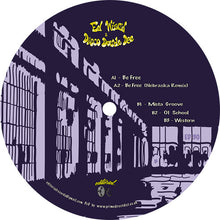 Ed Wizard & Disco Double Dee - Loft Party EP ED030 front label