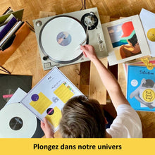 Charger l'image dans la galerie, Feel Good Vinyl expérience - unpacked product
