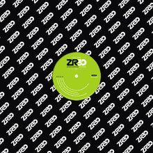 Joey Negro - 30 Years of Z Records – EP 1 packaging