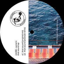 Aymeric - That Sound EP RDC008 front label
