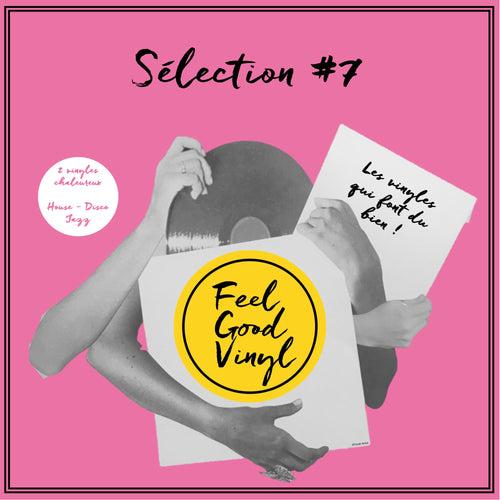 Packaging Feel Good Vinyl - Feel Good Sélection #7 mai insert front cover