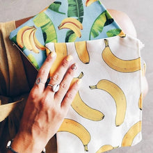 Load image into Gallery viewer, Going Bananas Bikini Bag