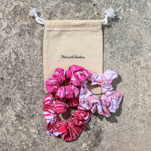 Think-Pink Scrunchie-Bunch