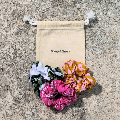 Tropical Scrunchie-Bunch