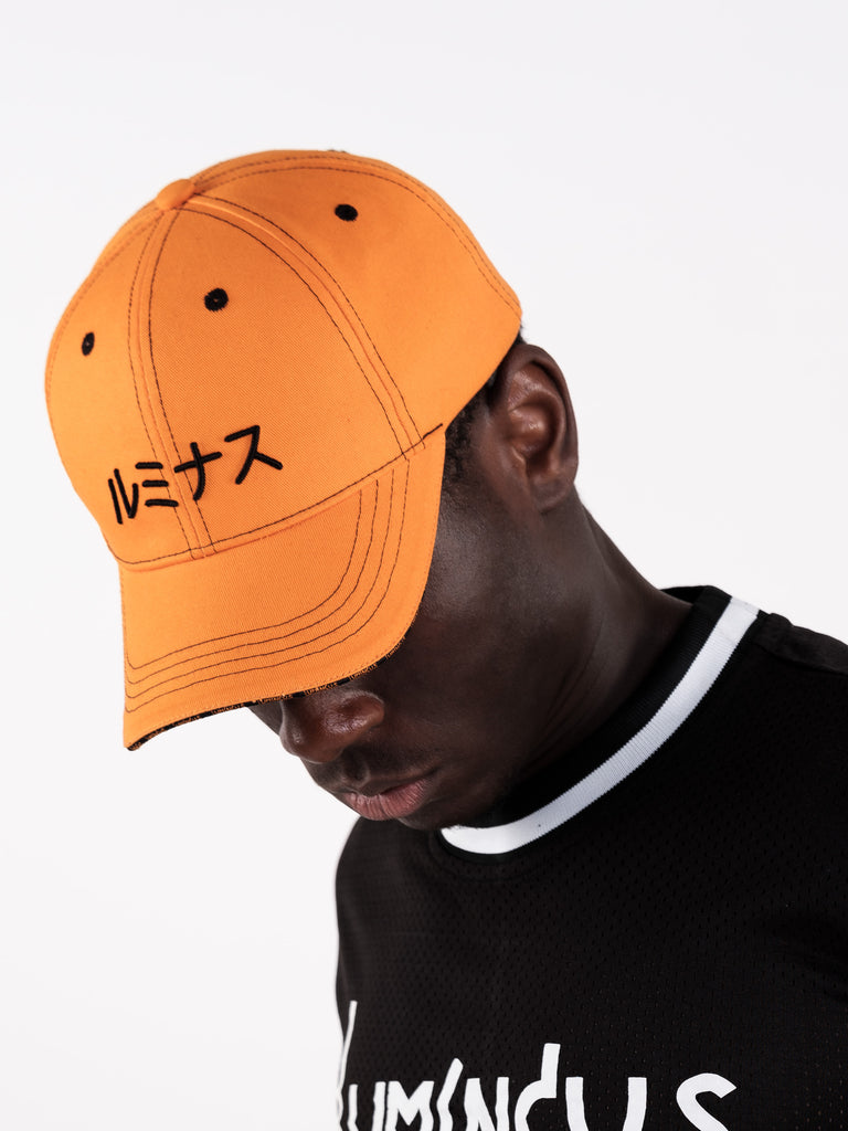 LUMINOUS 'ルミナス' JAPAN INSPIRED CAP - We Are Luminous London.