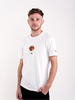 MOON SIGN T-SHIRT - WHITE - We Are Luminous London.