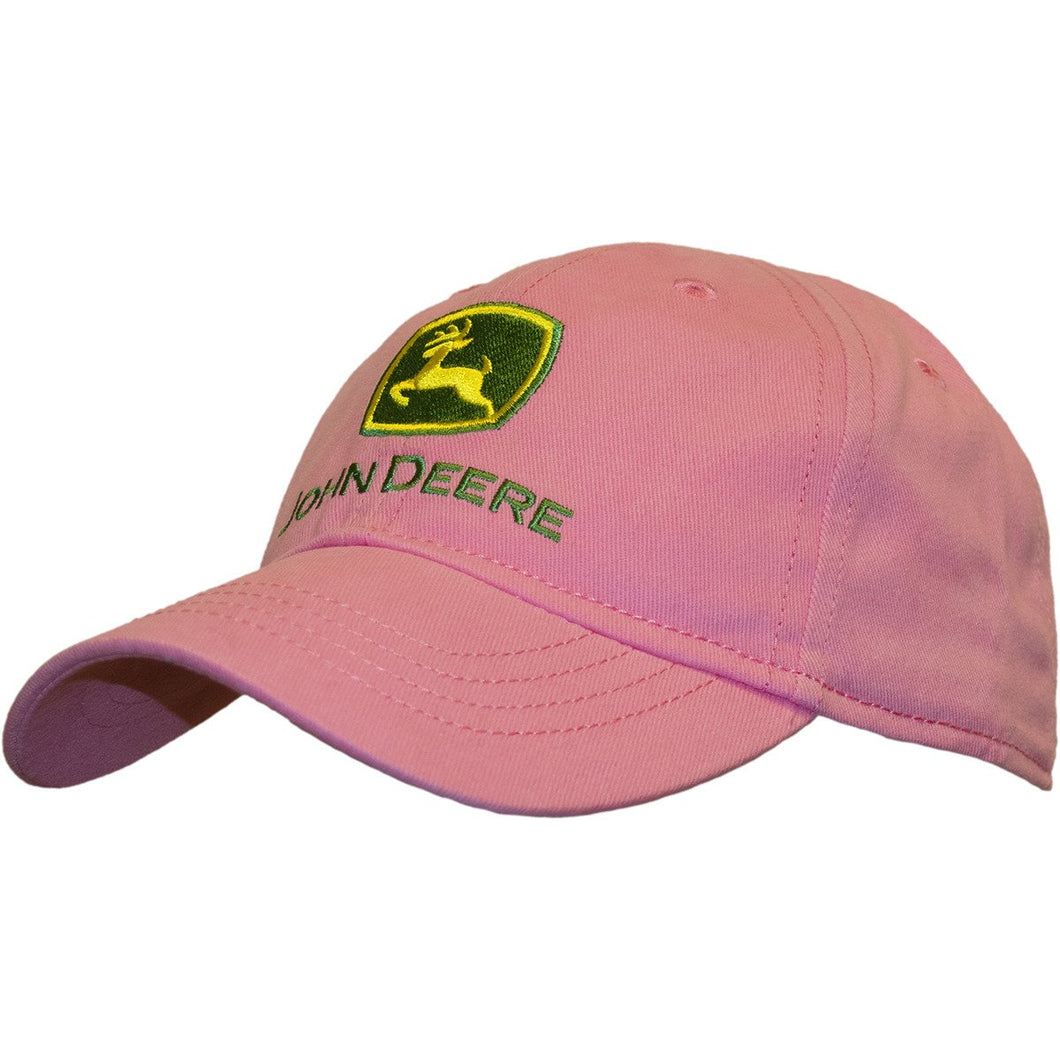 Girl Youth Logo Cap Pink